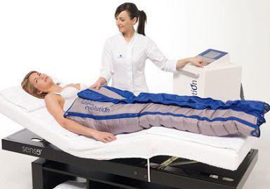 presoterapia mejorar sistemas linfaticos