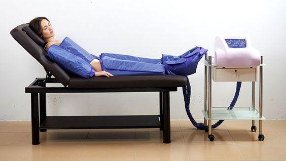 maquinas profesionales presoterapia segunda mano